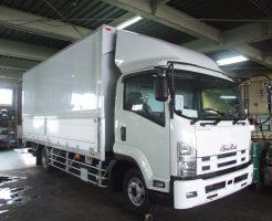 利用運送に使われるトラック